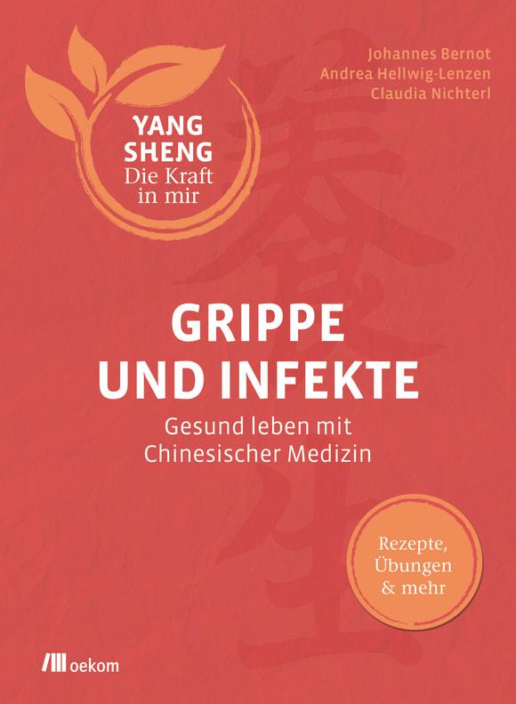 Buchcover Grippe und Infekte