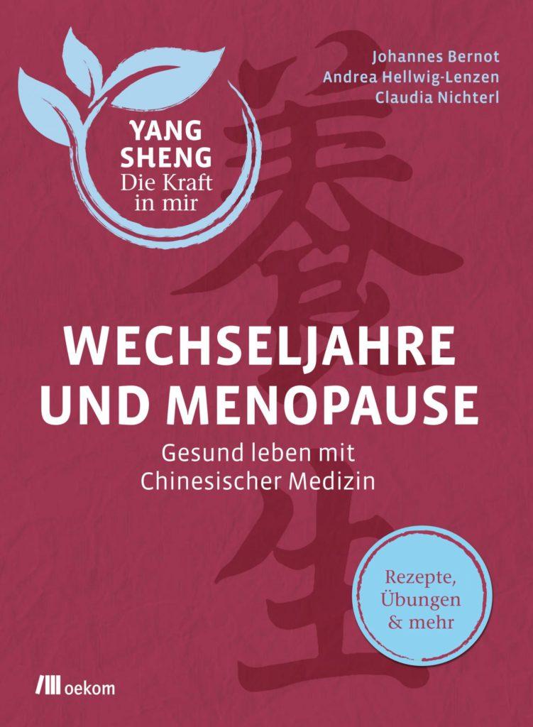 Buchcover Wechseljahre und Menopause
