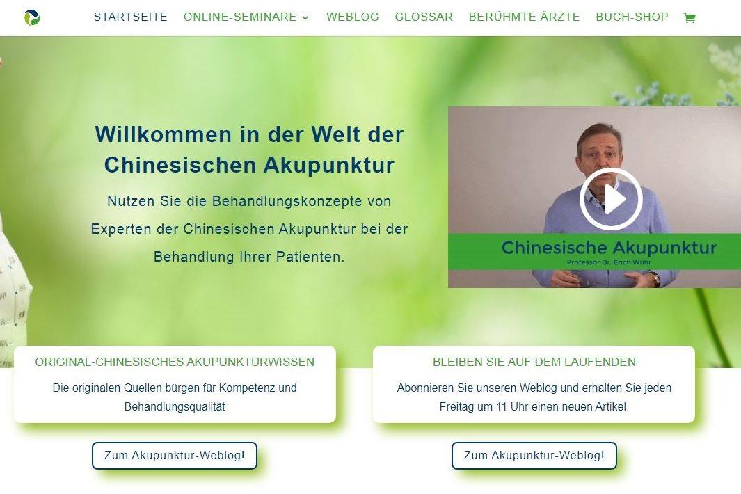 Akupunktur Weblog